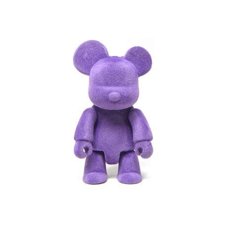 Figurine Qee Flocked Feutré 1 par Raymond Choy Toy2R Boutique Geneve Suisse