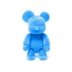 Figurine Qee Flocked Feutré 3 par Raymond Choy Boutique Geneve Suisse