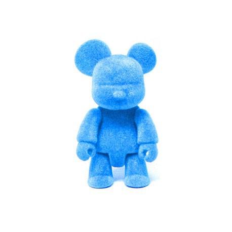 Figur Qee Flocked 3 by Raymond Choy Toy2R Geneva Store Switzerland