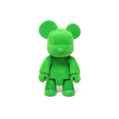 Figur Qee Flocked 4 by Raymond Choy Toy2R Geneva Store Switzerland