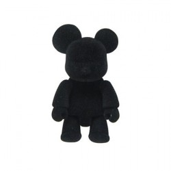 Figurine Qee Flocked Feutré 6 par Raymond Choy Toy2R Boutique Geneve Suisse