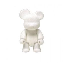 Figurine Qee Flocked Feutré 7 par Raymond Choy Boutique Geneve Suisse
