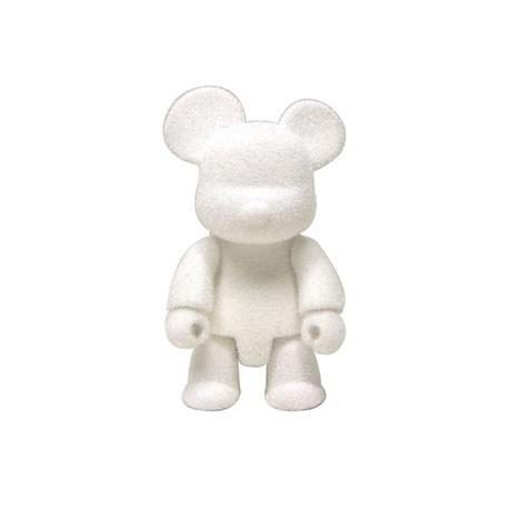 Figurine Qee Flocked Feutré 7 par Raymond Choy Toy2R Boutique Geneve Suisse