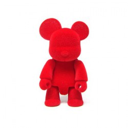 Figurine Qee Flocked Feutré 8 par Raymond Choy Qee Petite Geneve