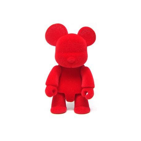 Figur Qee Flocked 8 by Raymond Choy Toy2R Geneva Store Switzerland