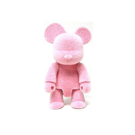 Figur Qee Flocked 9 by Raymond Choy Toy2R Geneva Store Switzerland