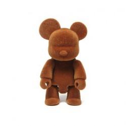 Figurine Qee Flocked Feutré 10 par Raymond Choy Boutique Geneve Suisse