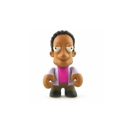 Figurine The Simpsons series 2 : Carl Carlson Kidrobot Boutique Geneve Suisse