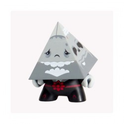 Pyramidun Dunny Grey by Andrew Bell