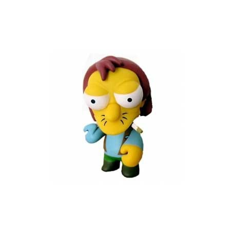 Figurine The Simpsons series 2 : Herman Larson Kidrobot Boutique Geneve Suisse