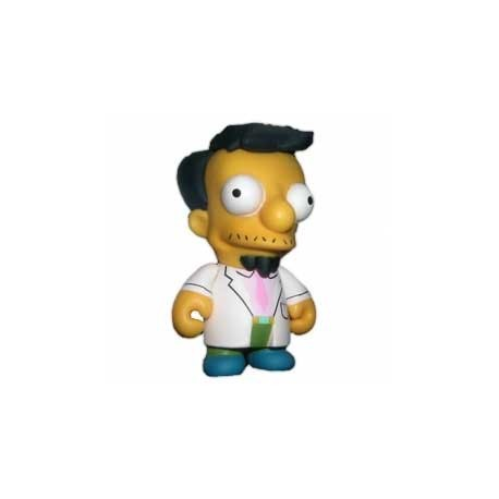 Figurine The Simpsons series 2 : Dr. Nick Riviera Kidrobot Boutique Geneve Suisse