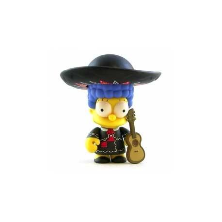 Figurine The Simpsons series 2 : Mariachi Marge Kidrobot Animation Geneve
