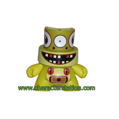 Figuren Fatcap serie 2 Secret 1 von Dalek Kidrobot Genf Shop Schweiz