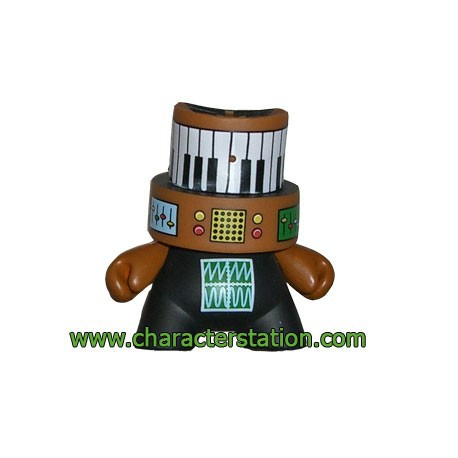 Figuren Fatcap serie 2 von Lastplak Kidrobot Dunny und Kidrobot Genf