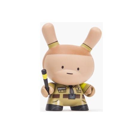 Figur Dunny Evolved by Huck Gee v1 Kidrobot Geneva Store Switzerland