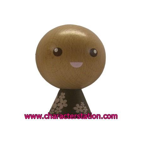 Figurine Jibibuts Poli 2 par Noferin Self-produced Boutique Geneve Suisse