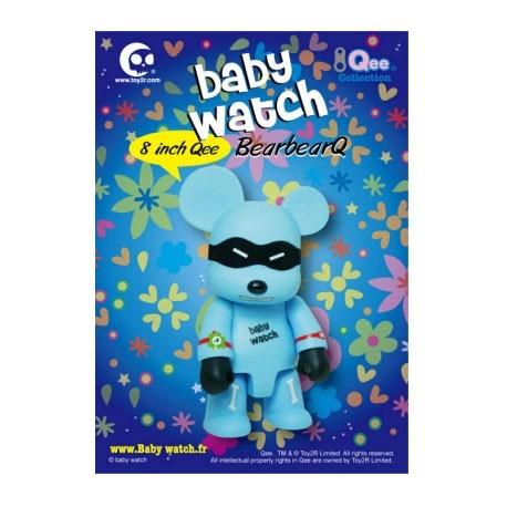 Figuren Qee Blau 20 cm von Baby Watch Toy2R Qee Genf
