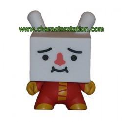 Dunny 2009 Tofu par Devilrobots