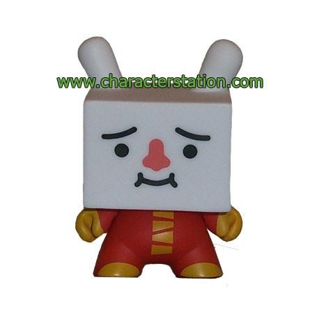 Figurine Dunny 2009 Tofu par Devilrobots Kidrobot Boutique Geneve Suisse