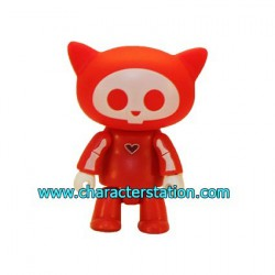 Figuren Qee Skelanimals Original Toy2R Genf Shop Schweiz