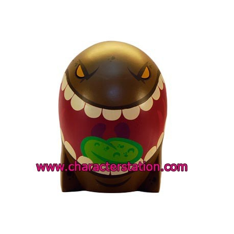 Figur Sqwert Slimeball Brown by MAD Jamungo Geneva Store Switzerland