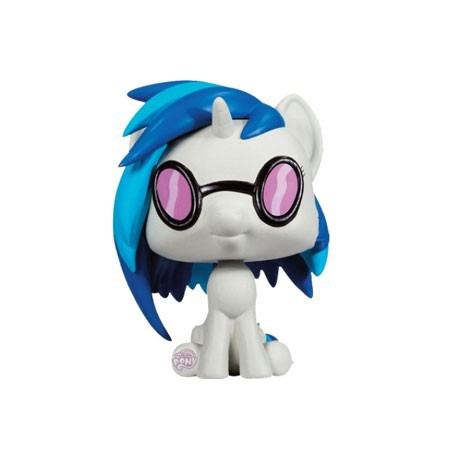 Figurine Pop My Little Pony DJ Pon-3 (Vaulted) Funko Boutique Geneve Suisse