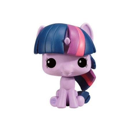 Figurine Pop My Little Pony Twilight Sparkle (Rare) Funko Boutique Geneve Suisse