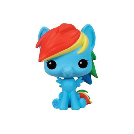 Figur Pop My Little Pony Rainbow Dash (Rare) Funko Geneva Store Switzerland