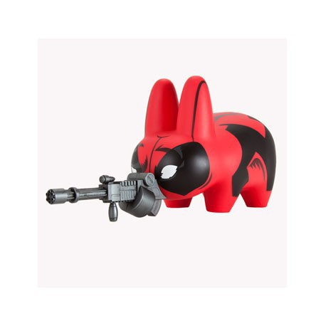 Figur Marvel Deadpool Labbit by Marvel X Kozik (Without box) Kidrobot Geneva Store Switzerland