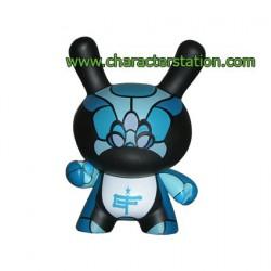 Figuren Dunny Série 4 von David Flores Designer Toys Genf