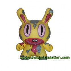 Figurine Dunny Série 4 par Gary Baseman Kidrobot Petites figurines Geneve