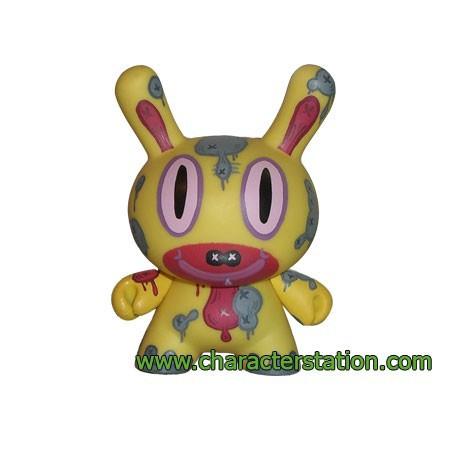 Figur Dunny Série 4 by Gary Baseman Kidrobot Little Toys Geneva