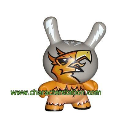 Figurine Dunny Série 4 par Joe Ledbetter Kidrobot Designer Toys Geneve