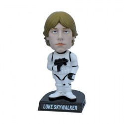 Star Wars Luke Stormtrooper Bobble