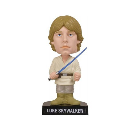 Figurine Star Wars Luke Skywalker Bobble Head Funko Boutique Geneve Suisse