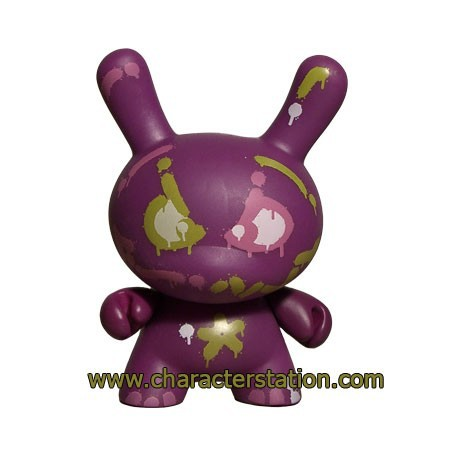 Figurine Dunny série French par Mist Kidrobot Boutique Geneve Suisse