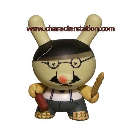 Figurine Dunny série French par DER Kidrobot Boutique Geneve Suisse