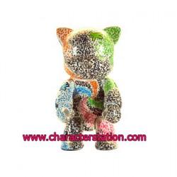 Figurine Qee Cat Yvan Parmentier (20 cm) Toy2R Boutique Geneve Suisse