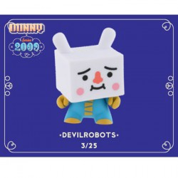 Dunny 2009 by Devilrobots