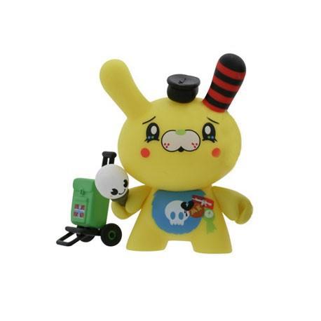 Figurine Dunny English par Tado Kidrobot Boutique Geneve Suisse