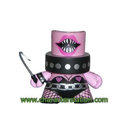 Figur Fatcap serie 2 by Lady Pink Kidrobot Dunny and Kidrobot Geneva