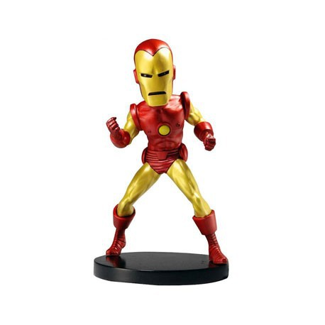 Figur Marvel Classic Iron Man Head Knocker Extreme Neca Geneva Store Switzerland