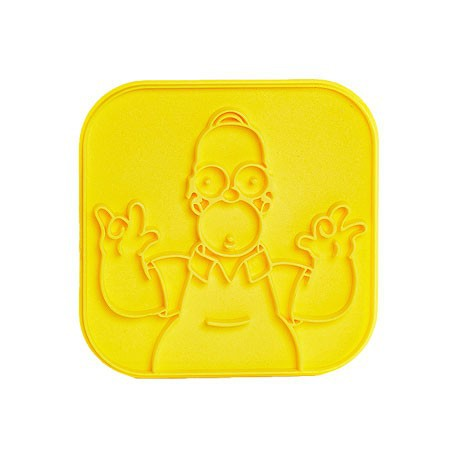 Figur The Simpsons Toast Stamp Paladone Accessories Geneva