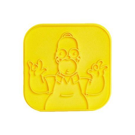 Figuren The Simpsons Toast Stempel Paladone Genf Shop Schweiz