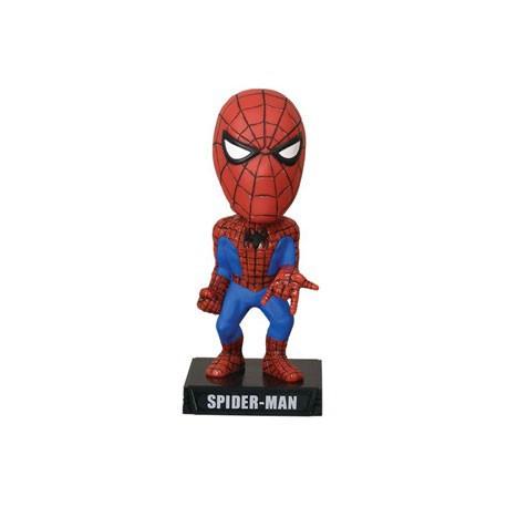 Figur Marvel Spider-Man Wacky Wobbler Funko Geneva Store Switzerland