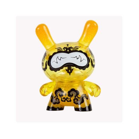 Figur Lemon Drop Dunny by Andrew Bell Kidrobot Dunny and Kidrobot Geneva