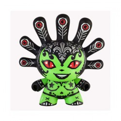 Figur Madam Mayhem Dunny Green Kidrobot Geneva Store Switzerland