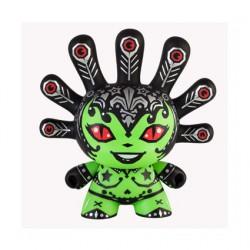 Figurine Dunny Madam Mayhem Vert (20 cm) Kidrobot Boutique Geneve Suisse