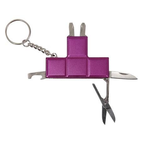 Figur Tetris 5-in-1 Multitool Christmas Selection Geneva