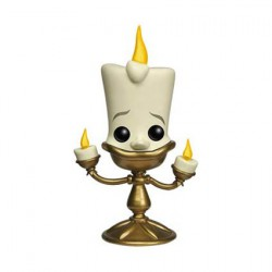 Pop! Disney Beauty and the Beast Lumiere (Vaulted)